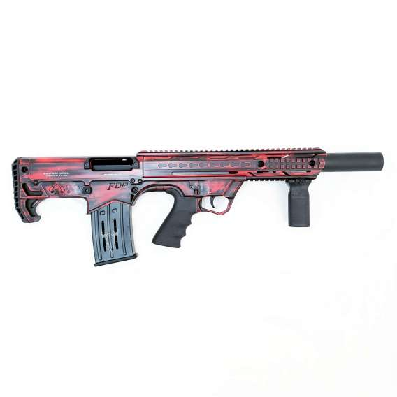 Pro Series Bullpup (Semiautomatic) in Distressed Red
