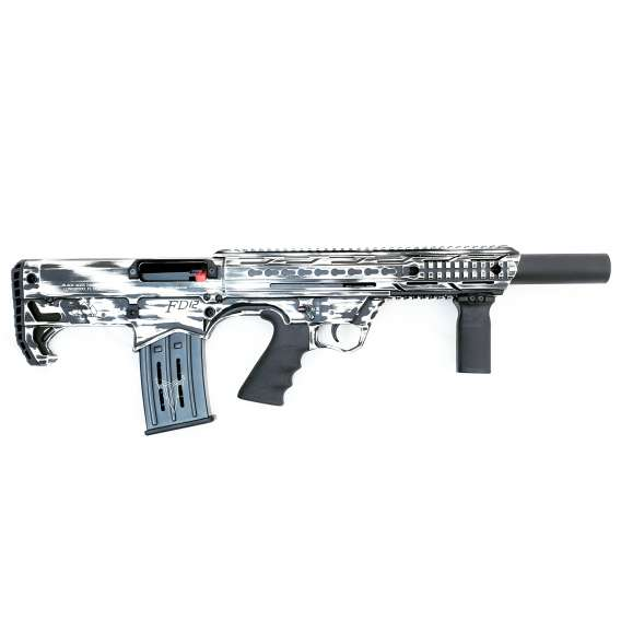 Pro Series Bullpup (Semiautomatic) in Distressed White