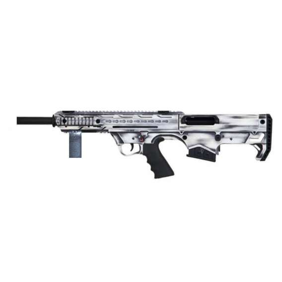Pro Series Bullpup (Semiautomatic, Left Eject) in Distressed White