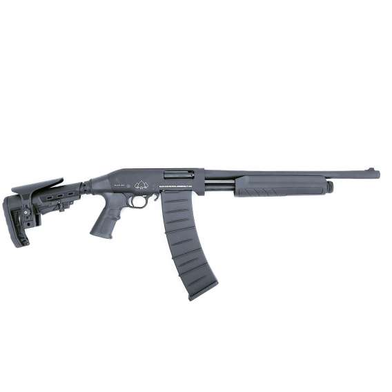 Pro Series M (Pump Action) + Tactical Stock