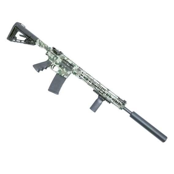 Pro Series 56 Po'Boy Suppressor