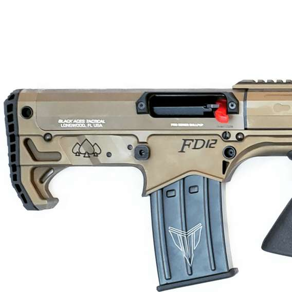 Pro Series Bullpup (Pump, Rear) in Bronze