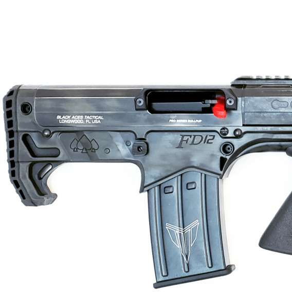 Pro Series Bullpup (Pump, Rear) in Distressed Green