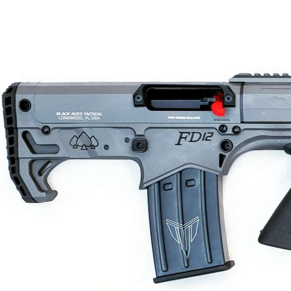 Pro Series Bullpup (Pump, Rear) in Gray