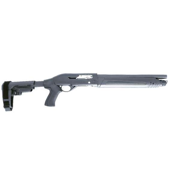 Pro Series S Braced (Semiautomatic) in Black