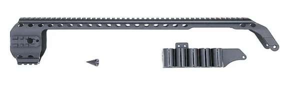 Shockwave Quad Rail/Side Shell Holder