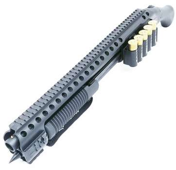 Shockwave Quad Rail/Side Shell Holder