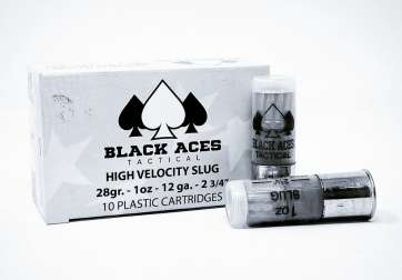 Black Aces Tactical High Velocity Slugs